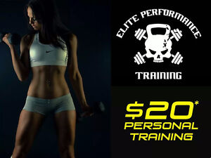 Get in shape for 2017! $20 a session personal Training! Kingston Kingston Area image 1