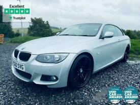 image for 2011 BMW 3 Series 2.0 320D M SPORT 2d 181 BHP Convertible Diesel Automatic