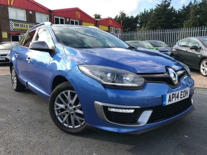 2014 Renault Megane 15 Dci Knight Edition Energy 5dr Turbo Diesel