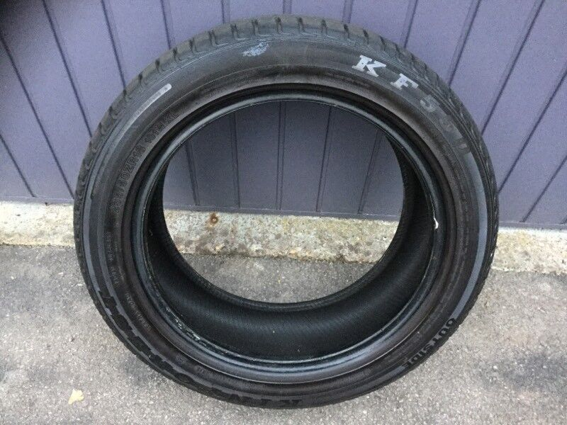 Kinforest Extra Load tyre 235/50R18 101W XL