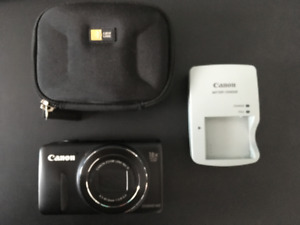 Canon PowerShot SX600 HS 16MP Digital Camera - Barely used