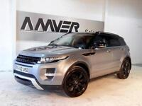 2012 Land Rover Range Rover Evoque 2.2 SD4 Dynamic Hatchback AWD 5dr