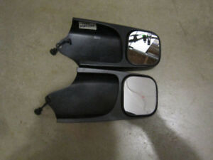 Pair of Ford Aerostar tow mirrors for sale.