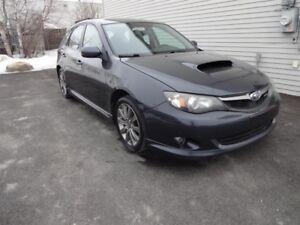 Subaru WRX265 265 2009
