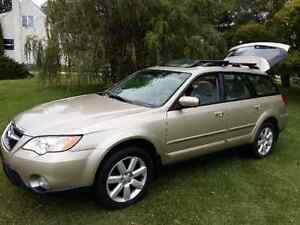 2008 Subaru Outback Limited Wagon