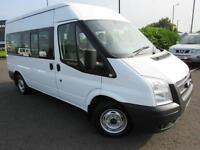 Ford TRANSIT 125 T300 FWD MINIBUS VAT QUALIFYING
