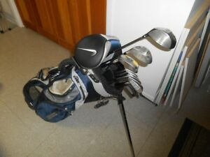 Ensemble de golf Mizuno et Golden Bear (Nicklaus)