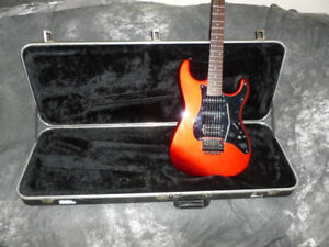 late 80s Fender Contemporary Stratocaster MIJ