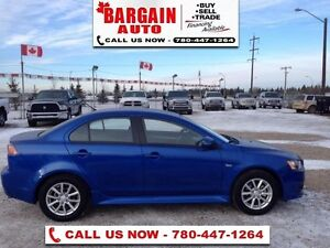 2015 Mitsubishi Lancer SE  Low Mileage - Manual Transmission