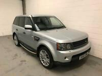 Land Rover Range Rover Sport 3.0TD V6 auto 2011 HSE LOW MILES, FULL HISTORY