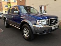 Ford Ranger 2.5TD 4X4 XLT 109PS