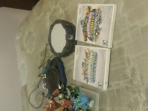 Skylanders for sale: figures, portals, and 2 games