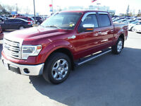 2013 Ford F-150 King Ranch, Leather, Navigation 5.0L Short Box