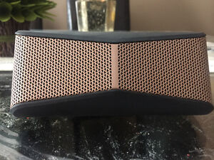Bluetooth speaker by Logitech comes with wire