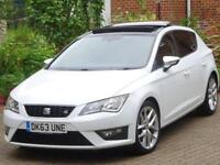 2014 Seat Leon 1.8 TSI FR (s/s) 5dr
