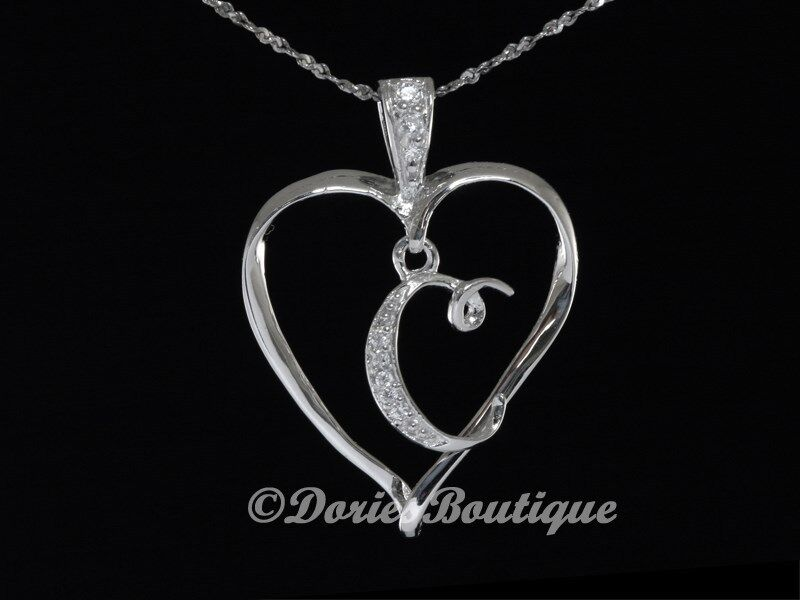 Sparkling Colored and Clear Deluxe Lock Charm Necklace