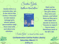 """ Sixties Girls"" a play by Katherine MacCallum - booktalk and re"