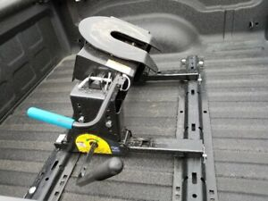 5th wheel slider hitch New
