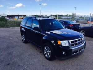 2009 Ford Escape Limited 4WD with Remote start