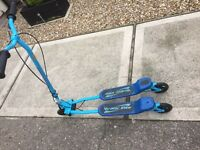 Blue Vtriker Elite Scooter