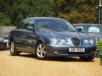 Jaguar S-TYPE 3.0 auto V6 SE - 1 OWNER - 61K - FSH - 12 MONTH MOT