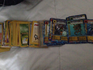 Assortment of cards