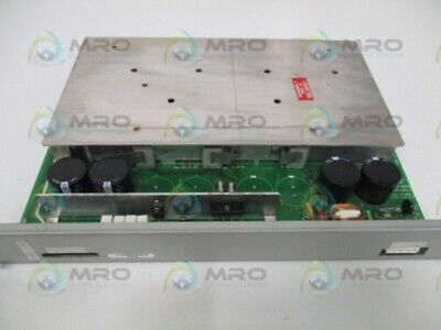 Omron S82w-604 Power Supply Module Used