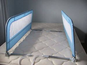 Safety side rails for toddlers