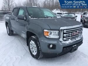 2018 GMC Canyon   HD TRAILERING PKG/HEATED SEATS/SPRAY ON BEDLIN