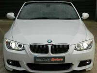 2011 BMW 3 SERIES 335I M SPORT CONVERTIBLE PETROL