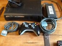 XBOX 360 COMPLETE SET UP & 120 GB HDD