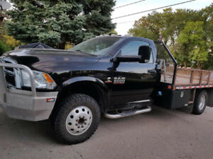2013 Dodge  Ram 3500 Cab and Chassis
