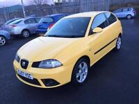 2007 Seat Ibiza 1.4 16v Sport 3dr