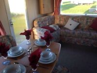Caravan to rent on NORTH EAST COAST OF ENGLAND, NORTHUMBERLAND, NEWBIGGIN BY THE SEA