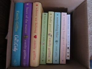 Emily Griffin Books