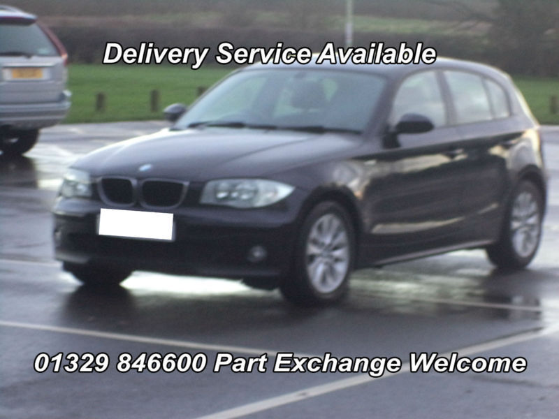 BMW 116 1.6 2007MY i SE 1
