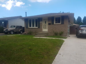 3+1 newly updated house in Niagara Falls for rent