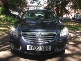 Vauxhall/Opel Insignia 2.0TD ( 130ps ) ( Nav ) Auto 2009MY SRi (Nav)