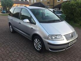 2009 Volkswagen Sharan 1.9TDI PD ( 115ps ) auto SE - 6 SERVICES STAMPS