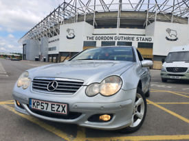 Mercedes C Class C220CDi Coupe Rare Manual
