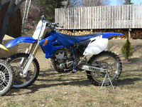 2006 yamaha YZ250F Great Condition