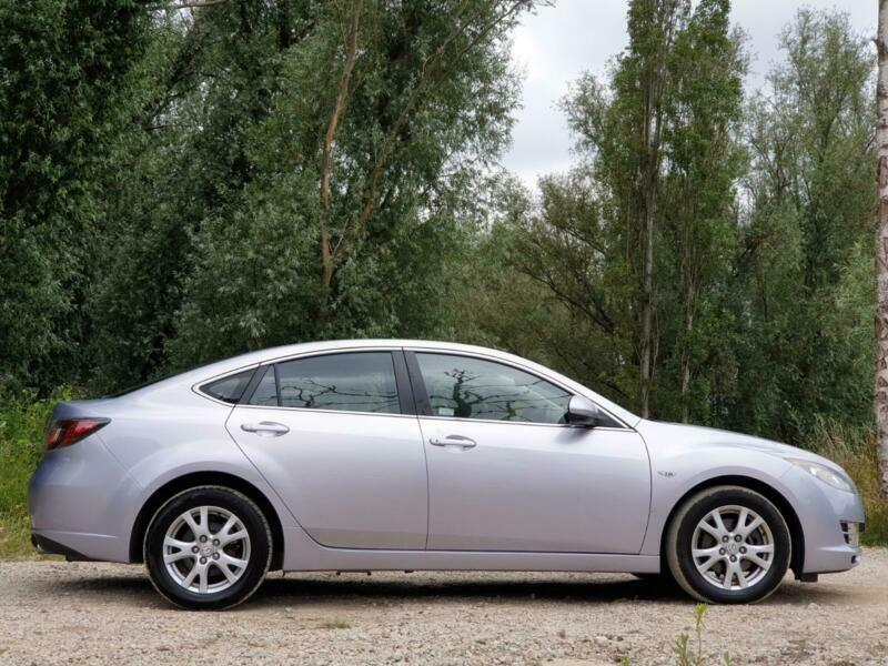 2008 Mazda Mazda6 2 0 Ts Manual Petrol 5 Door Hatchback 5 Seats In