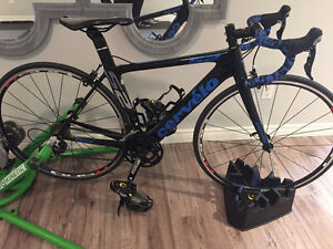 2015 Cervelo S2 Carbon Road Bike Shimano 105