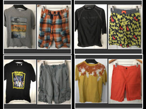Boys Size 10-12 NAME BRAND Clothing Lot-
