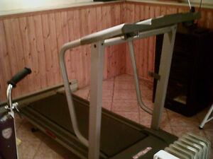 Treadmill for sale.