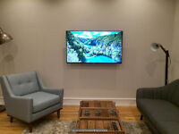 Professional TV Wall Mounting Service. 416-613-8184. Same day.