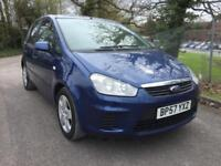 Ford C-MAX 1.6 Style PETROL MANUAL 2008/57