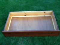 Large Wooden Drawer