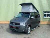 VW Transporter T5 Highline DSG Camper Van, Camper conversion, Grey