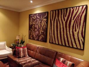 BEAU sofa sectionnel propre confo 120$ possibilité de livraison